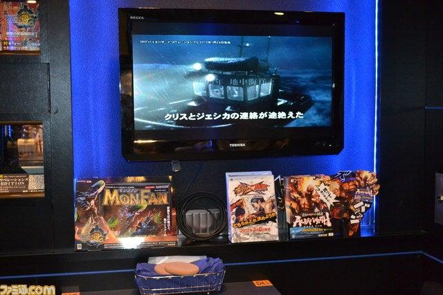 Time to Visit Capcom's Bar!