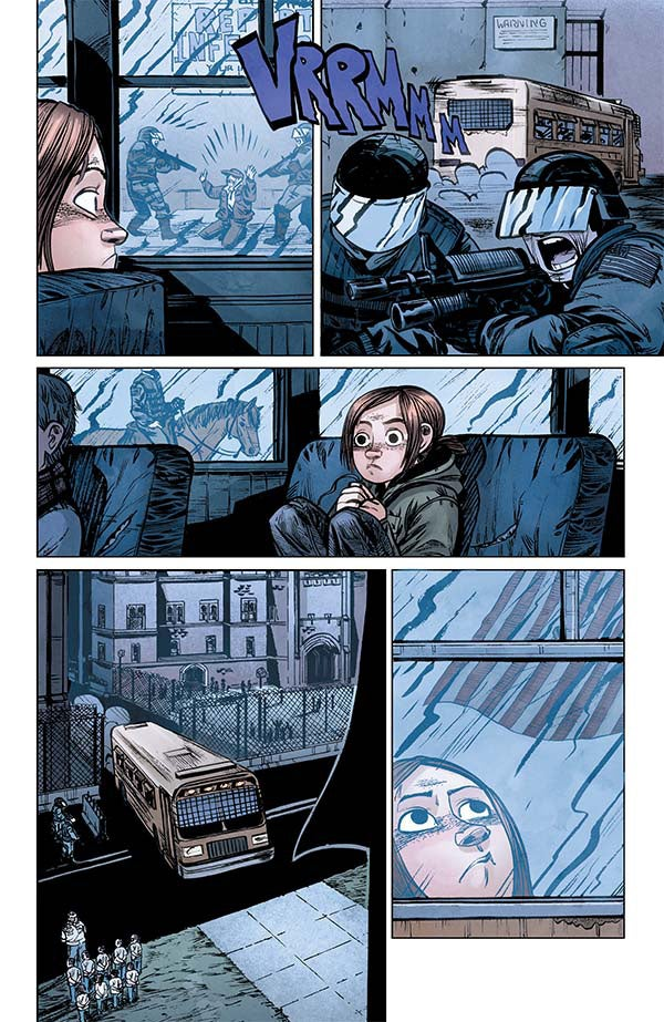 After 24 Pages I Finally Care About the Heroine of The Last of Us