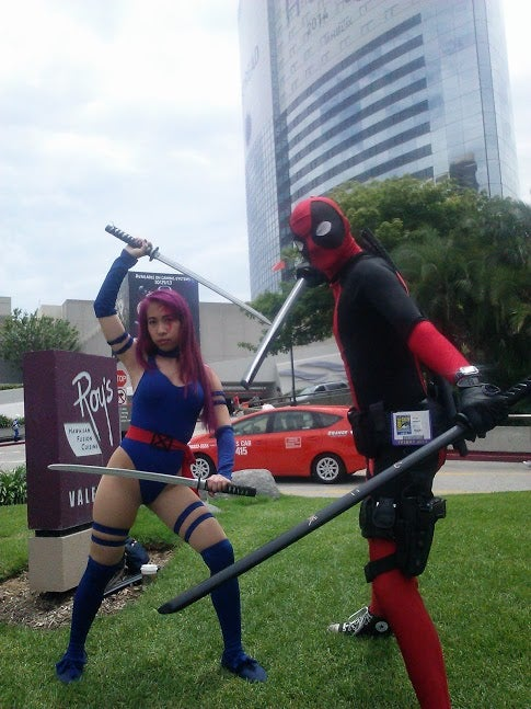 San Diego Comic-Con 2013: A Story In Pictures