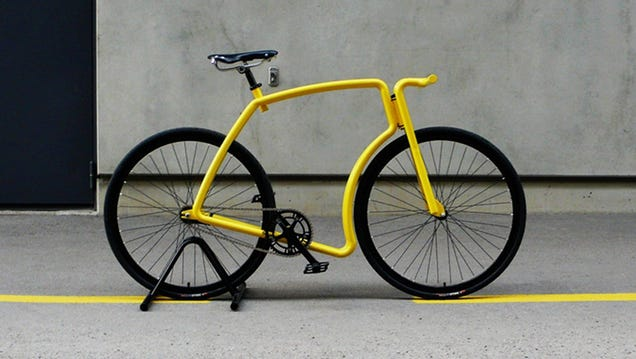 Cheap Fixed Gear Bikes For Sale Near Me This Fixie Uses Two Frames to