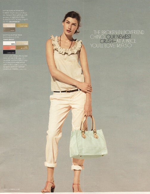 Summer At J. Crew: Pretty, Pastel, Pricey