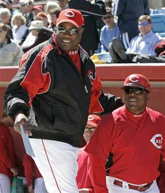 Dusty Baker And The Art Of Motorcycle Maintenance