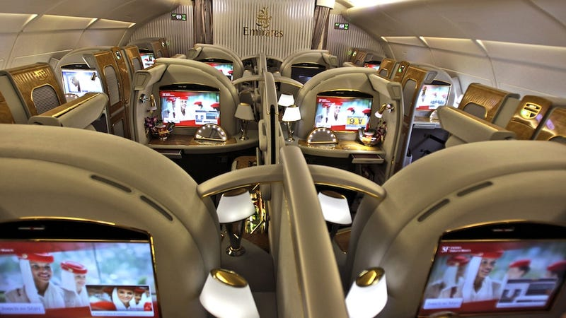 Airlines Make First Class Even More Exclusive for Max Les Miz Effect