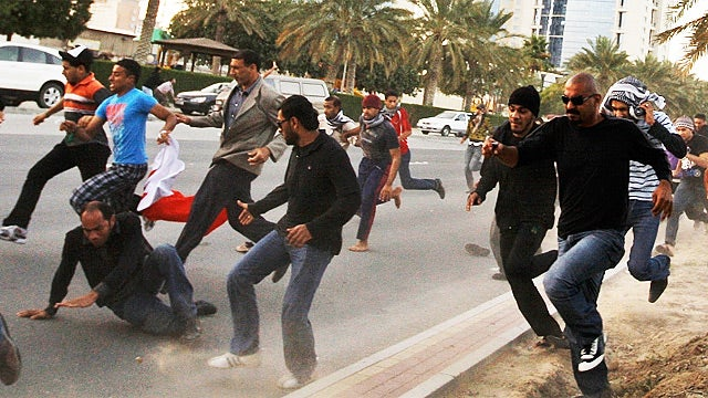 New York Times Reporters Under Fire in Bahrain