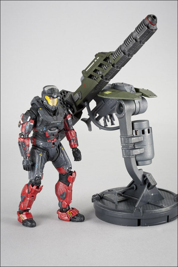 Recreate Halo: Reach With Little Plastic Soldiers