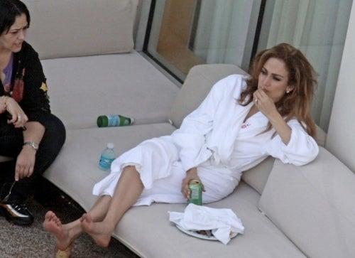 Diddy Gets Sucked Into J.Lo's Nightmarish Sex Tape Fiasco