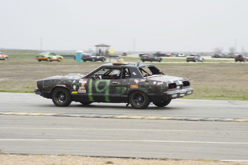 24 Hours Of LeMons Texas Gator-O-Rama 2009 Über Gallery: The Americans