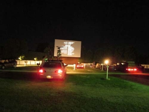 Honda Accord Only Flaw In Otherwise Perfect Wisconsin Drive-In Theater Experience