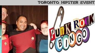 Toronto Hipster Events Of The Week: Burlesque, Star Trek Improv, Punk Bingo
