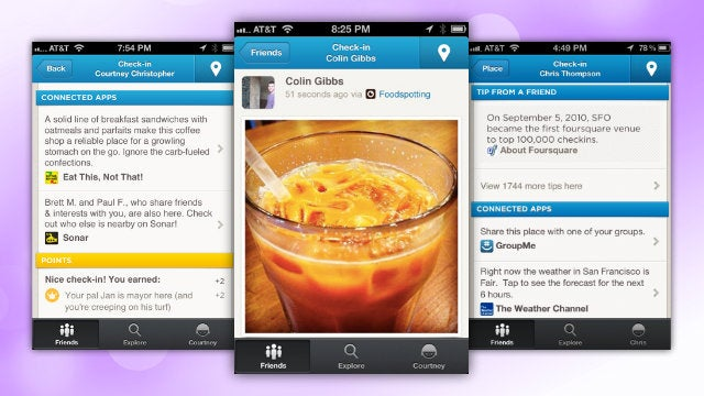 Foursquare Connected Apps Make Foursquare Insanely Useful