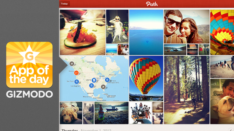 Path for iPad: Your Small Social Network Gets a Bigger Look