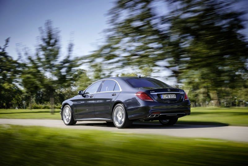 The New Mercedes-Benz S 65 AMG: Driving Performance In Its Perfect Form