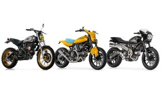 ​You'll Love To Hate The First Batch Of Ducati Scrambler Customs