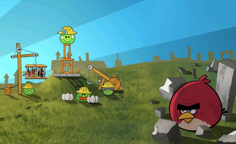 45 New Angry Birds Levels HAVE JUST BEEN ADDED