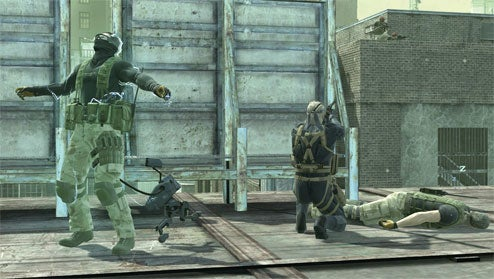 Metal Gear Online Expansion Surprisingly A Huge Technical Disaster