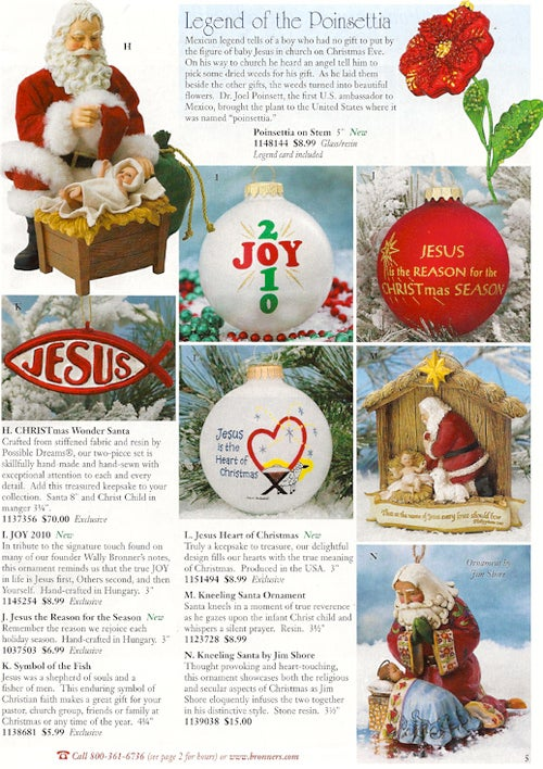 39 Crazy Christmas Ornaments To Make You Dread The Season