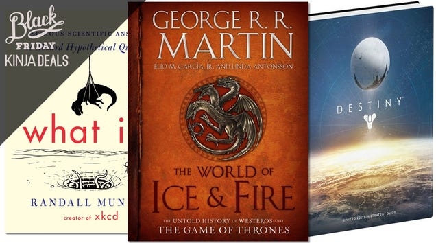 Save 30% on Any Printed Book Today on Amazon. Yes, ANY Book.