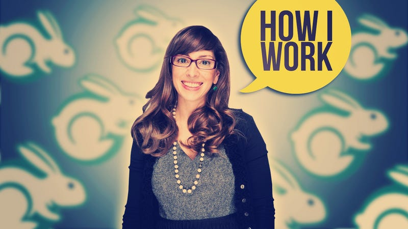I'm Leah Busque, Founder of TaskRabbit, and This Is How I Work