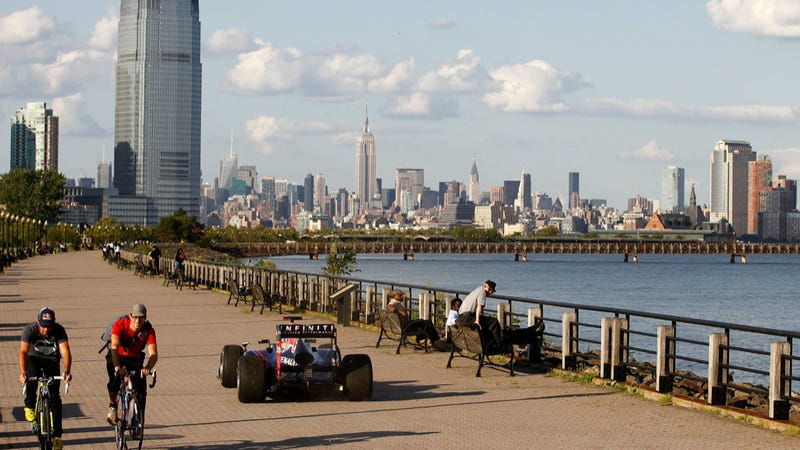 New Jersey F1 Race That Is Never Going To Happen Might Happen