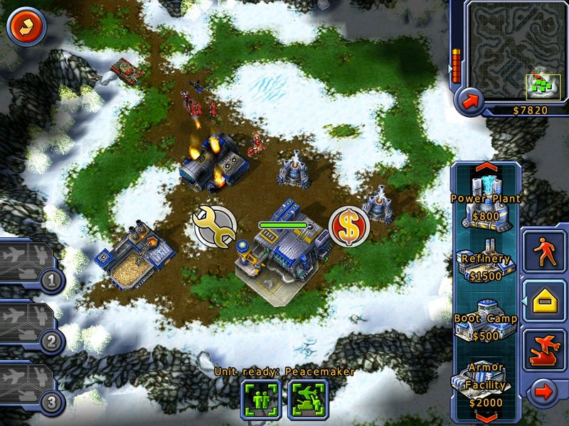 Review: Command & Conquer: Red Alert for iPad