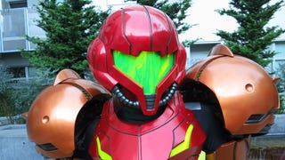 <em>Metroid</em> Cosplay Is So Good It Might Be Witchcraft