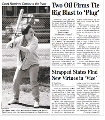 Elena Kagan, Softball, And The Lesbian Label