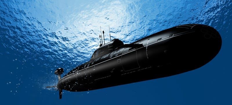 Quantum Positioning Could Be a Radically New Sub Navigation System