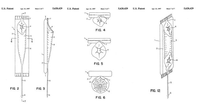10 Bizarre and Horrifying Sex Patents (NSFW, Obviously)