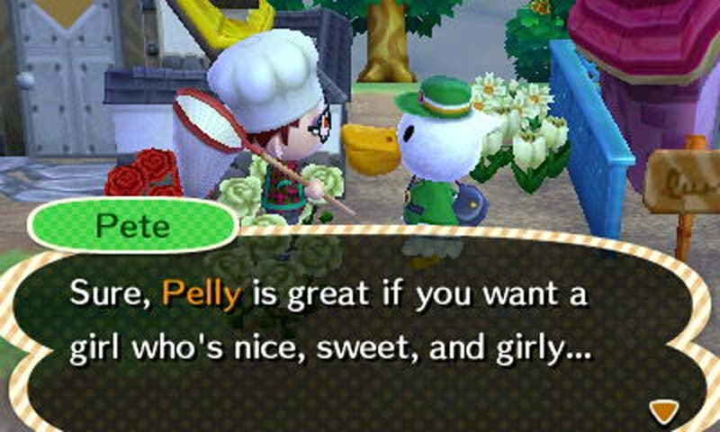 New Leaf Chronicles. Pete the Mailman.