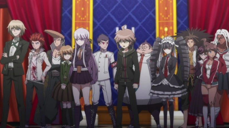 Danganronpa: The Animation Makes a Mess of a Great Game