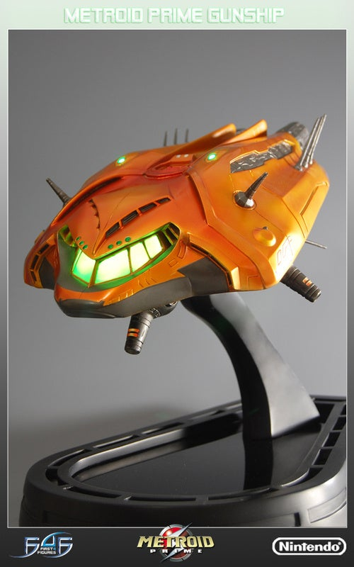 Anyone In The Market For A Metroid Prime Gunship?