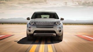 2015 Land Rover Discovery Sport Climbs 45º Hills, Starts Under $40k
