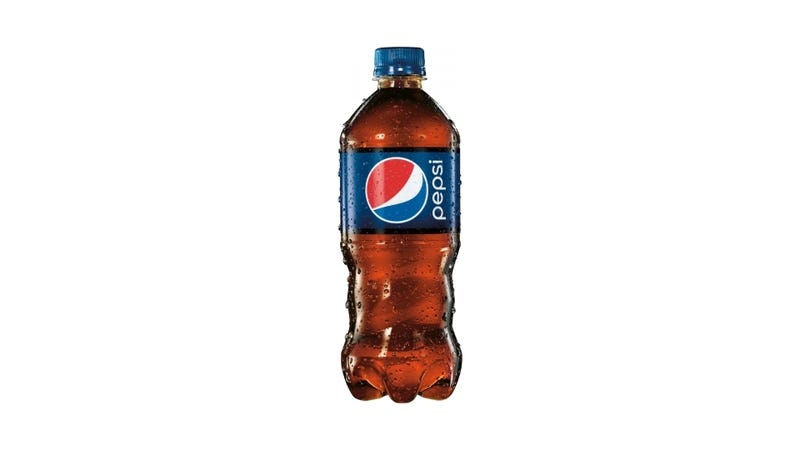 Pepsi's Plastic Bottle Design Gets Its First Redesign Since 1997