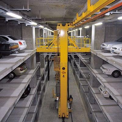Robotic Car Park Gallery