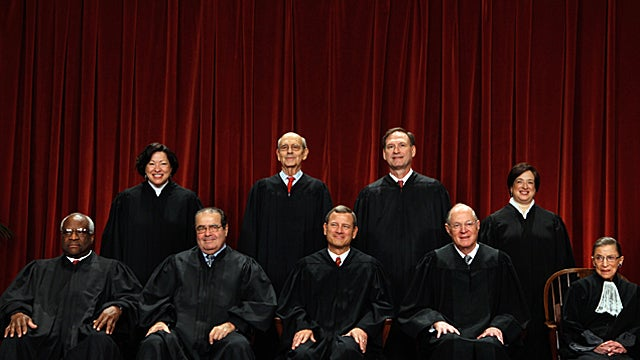 Supreme Court Justices Aghast at Notion That Laws Apply to Them