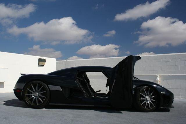 Koenigsegg on Ebay Gallery
