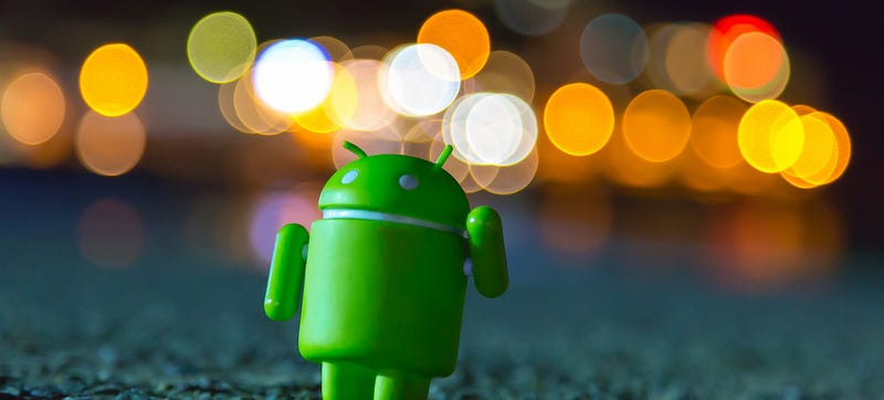 Before the iPhone Launched, Android Didn't Support Touchscreens