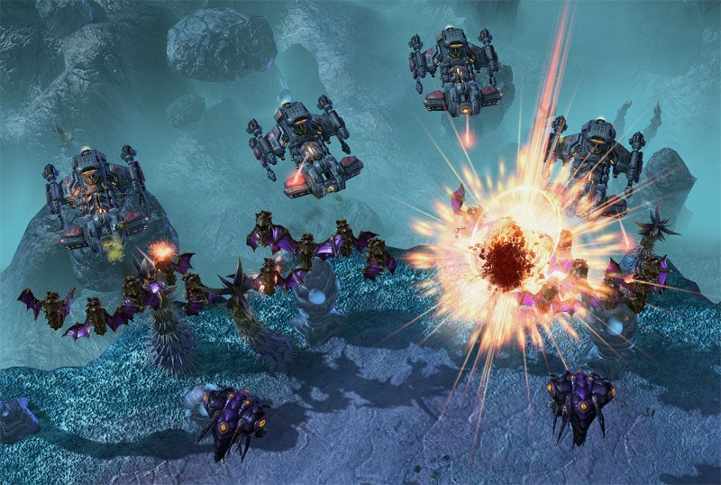 StarCraft II: Wings of Liberty Review: Upgrade Complete