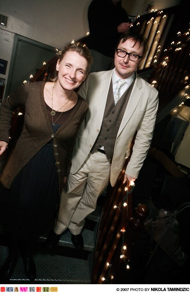 Elizabeth Gilbert And John Hodgman Lend Their Star Power To Housing Works