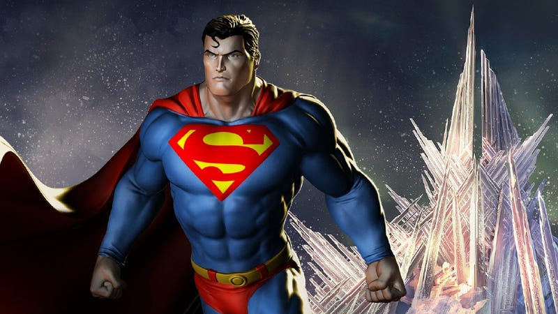 DC Universe Online Brings a Multitude of Heroes to the Fortress of Solitude