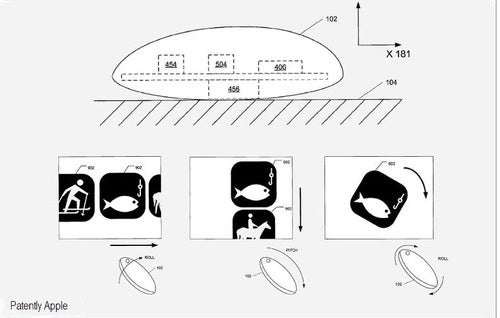 Apple's Patent For a Rocking Mouse Is Awkward, But So Is Magic Mouse