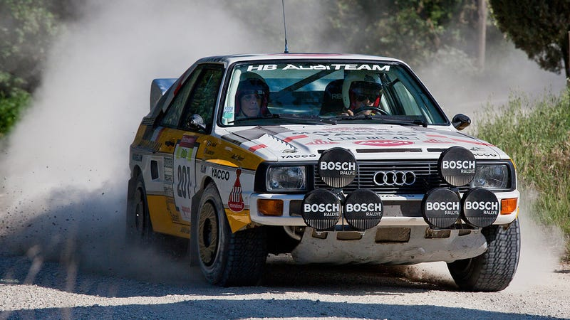Group B Revival Gallery