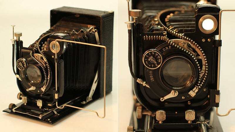 Unzipping Antique Gadgets Shows Off Glorious Guts