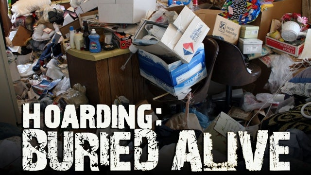 Firefighters Dig for Three Hours to Rescue Extreme Hoarder Trapped for Two Days Under Mountain of Junk
