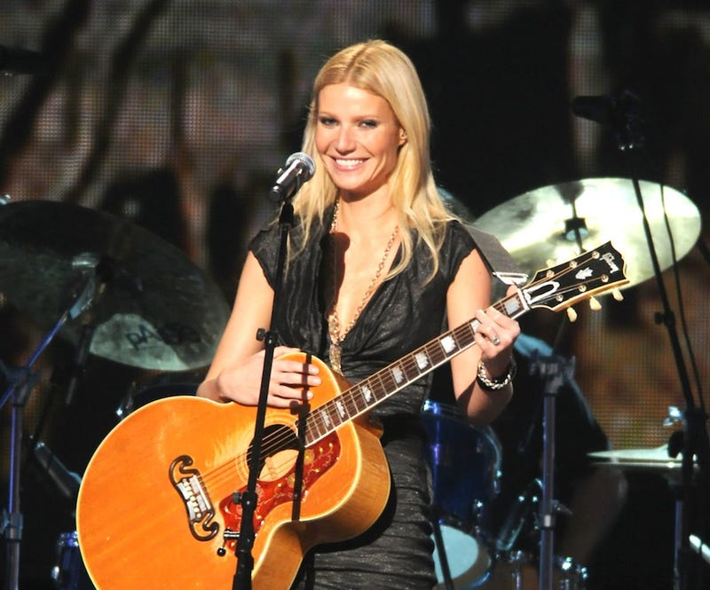 Gwyneth Paltrow to Bless Us With a Song Once More