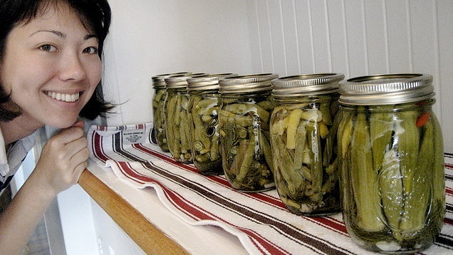 Save and Reuse Pickle Juice for Your Next Cocktail