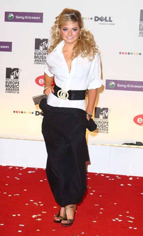 Shockingly Bad Fashions At MTV Europe Awards