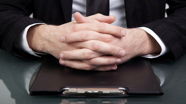 Avoid Fidgeting to Ace Your Next Job Interview