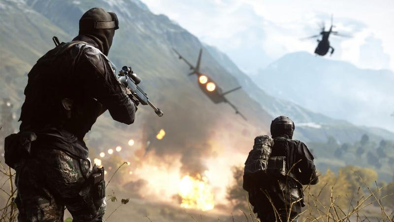 If There Is a Battlefield In 2014, It Won't Be From DICE