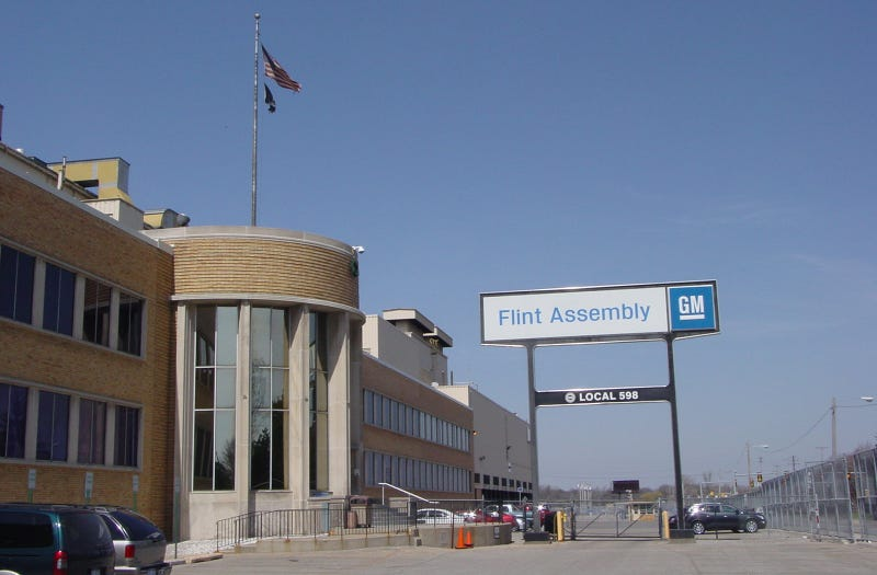 GM Employee Commits Suicide At Flint Truck Plant